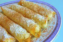 ρολλάκια τυριού