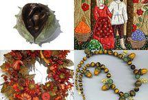 Autumn Fruitfulness - Etsy Wishlist