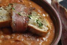 Heartwarming soups for winter
