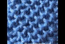háčkování a pletení  - vzory