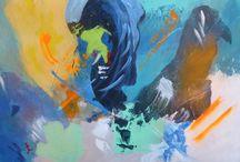 peintures 2015 / Mes peintures a vendre