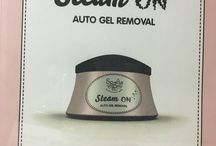 Just Steam On your nails!!! Steamoff nails!!!! / A revolutionary way to remove gel polish!!!!! No file, no foil,no allergies !!!!! Nail steamer by Somfis!!!!! No soak off just steam off !!!