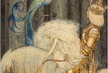 Fairytales-Folklore