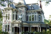 Houses We Love! / Historic Homes / by oldhouses.com