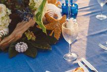 Beach Weddings / Inspiration for your nautical or beach wedding.