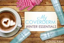 My Coverderm Winter Essentials / My must-have just-cannot-live-without Winter essentials