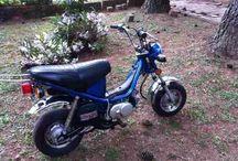 Yamaha Chappy 50cc automatica