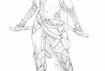 Desenho Character Design