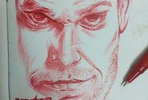 I_Draw..seriously!   {@_@} / by Anju Jolly