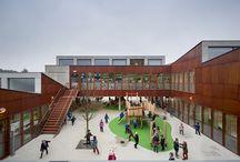 arquitetura escolas