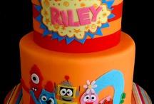Birthday Party Ideas / by Jennifer Lewis
