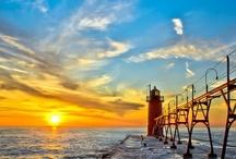 South Haven, Michigan Pier