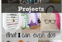 DIY & Crafts that I love