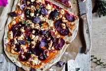 Pizza/ Flammkuchen