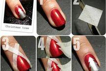 Nail art / Easy nail art
