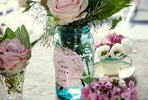 Wedding Ideas / by Ashley Marchewka