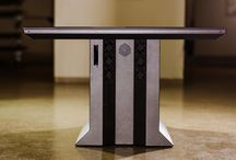 """Colossus 86"""" Multitouch Table"""