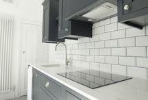 Grey Wood Kitchens