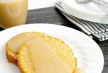 Gâteau au sirop