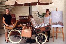 cycle food bikes