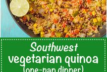QUINOA Creativity / quinoa recipes -- Healthy quinoa recipes -- gluten free quinoa -- quinoa slow cooker recipes -- quinoa instant pot -- easy quinoa recipes