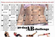 Exercises to do