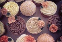 Cupcakes  / Decoración y elaboración de cupcakes