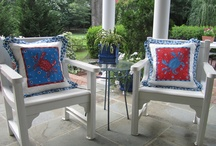 Lemondaisy Designs / Whimsical, Colorful, Happy Art  http://www.lemondaisydesign.com/ / by Sally Lee by the Sea, LLC