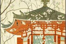 Travel vintage posters Orient
