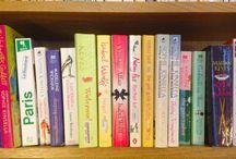"""*MES*LIVRES*CHICK*LIT* / Couverture des livres """"chick-lit"""" ayant une critique sur www.sissidebeauregard.com"""