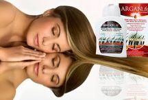TRAITEMENT ANTI PERTE DE CHEVEUX / L'huile d'argan naturelle est connue pour son action revitalisante des cheveux, en particulier à sa racine (action radicale). L'huile d'argan prolonge la vie des cheveux et favorise la croissance à la fois chez les hommes que chez les femmes, car il stimule la production de kératine, constituant essentiel des cheveux.