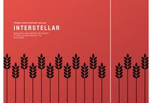 Minimalist Movie Posters / A collection of some beautiful new takes on key art from classic films
