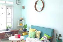 Ruang keluarga kecil
