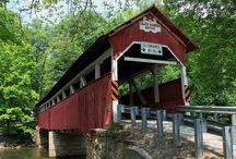 Overdækkede broer