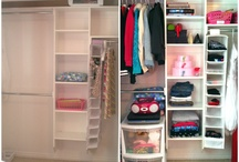 Closets / by Maria Dotta