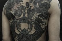 Tattoo / My works