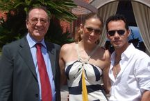 Celebrities at the Mezzatorre Resort & Spa