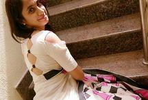 Latest saree blouses