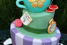 Wacky creative cakes