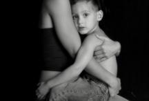 Фотосессия мама и сын