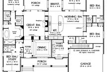 House Plans / by Stacey Solomon-South