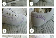 revamp old shoes