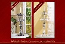 Shopatusm.com / Wholesale Centerpieces, Lighting, Candle Holders, Lanterns, Candelabras, great for Weddings, Parties, Receptions, Restaurants and special occasions. http://www.shopatusm.com/