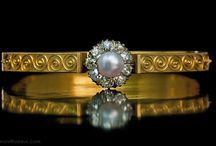 Antique and Vintage jewelry / by Joan Saloomey