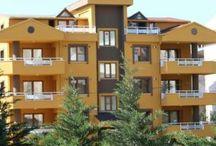 Вилла и апартаменты для отдыха в Бурсе