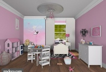 My Mydeco nursery designs / by Linda Blott