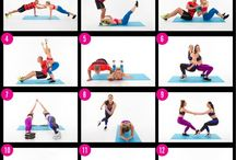 Coupel workout