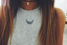 Choker necklacee