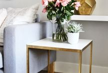 DIY   IKEA Hacks / take simple IKEA furniture and products and turn it into a phenomenal piece for your home.