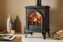 Mr Stove's Wood Burning Stoves / Photos of our different ranges of wood burning stoves.